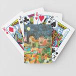 Midnight in Bethlehem Poker Cards