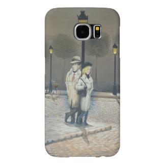 Midnight in Paris Samsung Galaxy S6 Cases