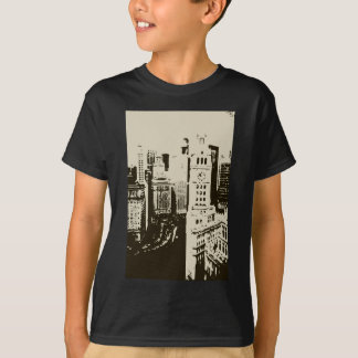 Midnight in the Heart of the Cosmopolitan City T-Shirt