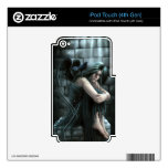 Midnight in the Oubliette Decals For iPod Touch 4G
