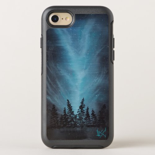 Midnight in the Woods Phone Case