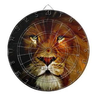 Midnight Lion 1.jpg Dart Board