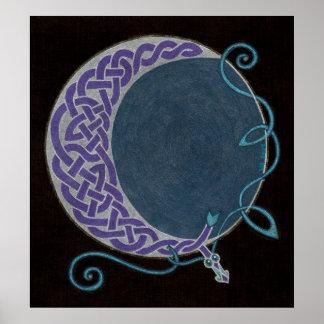 Midnight Magic print