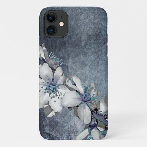 Midnight Magnolias Phone Case