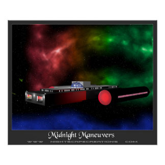 Midnight Maneuvers Posters