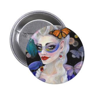 Midnight Masquerade Fairy Buttons