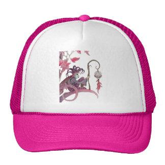 Midnight Masquerade Trucker Hat