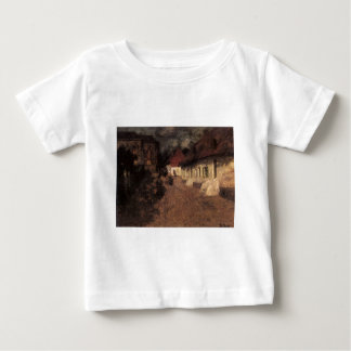 Midnight Mass by Frits Thaulow Baby T-Shirt