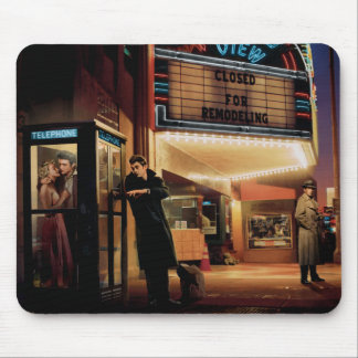 Midnight Matinee Mouse Pad