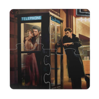 Midnight Matinee Puzzle Coaster