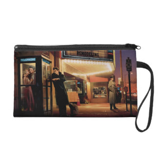 Midnight Matinee Wristlet Purse