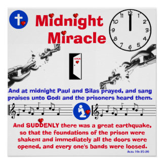 Midnight Miracle Poster