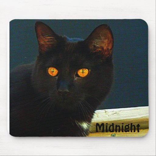 Midnight Mouse Pad