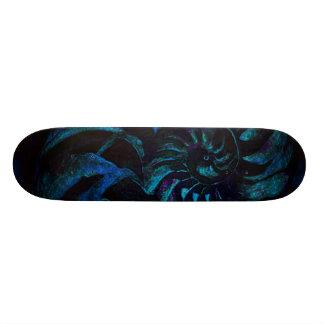 Midnight Nautilus Skateboard