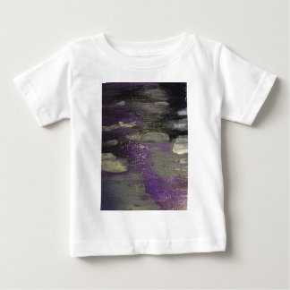 Midnight on Canvas Baby T-Shirt