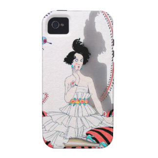 Midnight! or the Fashionable Apartment Case-Mate iPhone 4 Covers