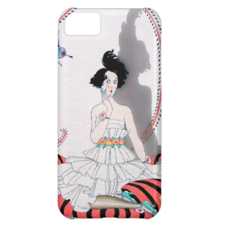 Midnight! or the Fashionable Apartment Case For iPhone 5C