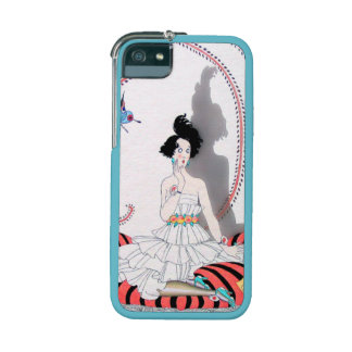 Midnight! or the Fashionable Apartment iPhone 5 Cover