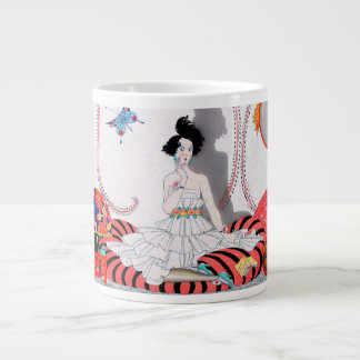Midnight! or the Fashionable Apartment Giant Coffee Mug