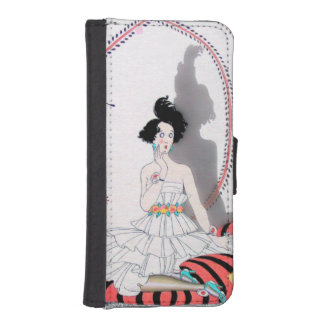 Midnight! or the Fashionable Apartment iPhone 5 Wallets