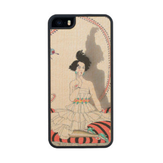 Midnight! or the Fashionable Apartment Carved® Maple iPhone 5 Case