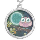 Midnight Owl Necklace