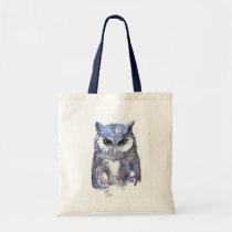 'Midnight Owl' Tote