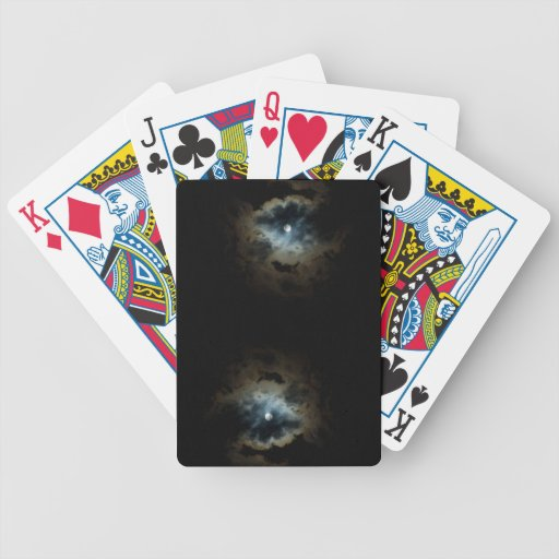 midnight pearl bicycle poker deck