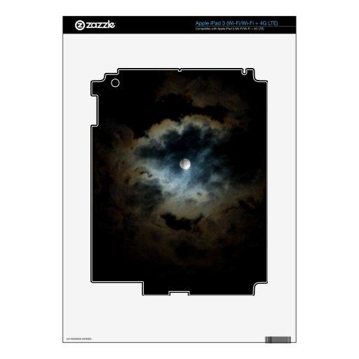 midnight pearl iPad 3 decals