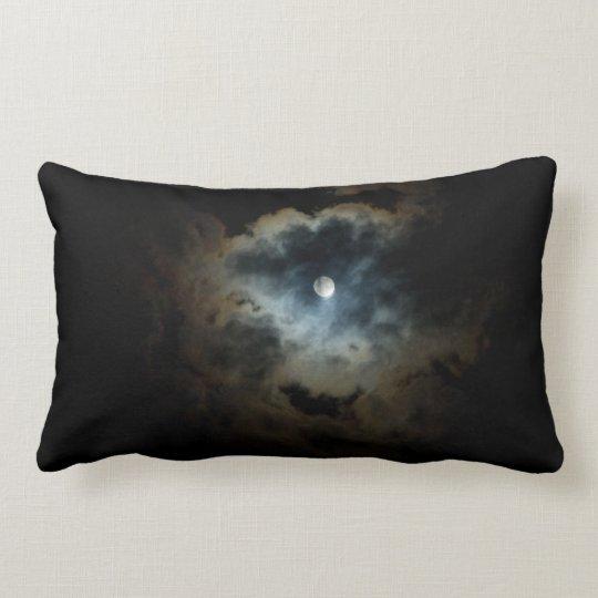 midnight pearl lumbar pillow