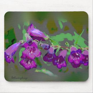 Midnight Purple Mouse Pad