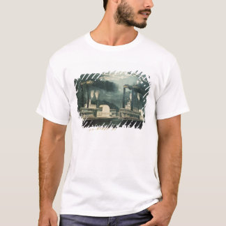 Midnight Race on the Mississippi, 1875 T-Shirt