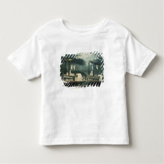Midnight Race on the Mississippi, 1875 Toddler T-shirt