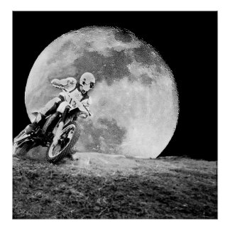 Midnight Racer Poster