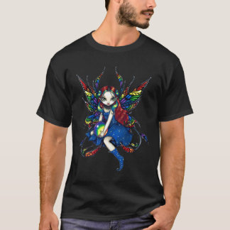 Midnight Rainbow fairy Shirt
