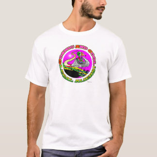Midnight Ride by Gregory Gallo T-Shirt