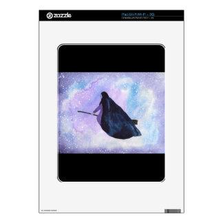 Midnight Ride iPad Decals