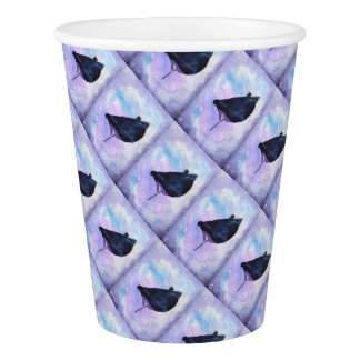Midnight Ride Paper Cup