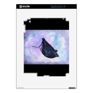 Midnight Ride Skins For iPad 2