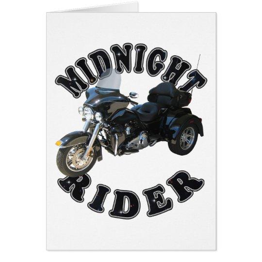 Midnight Rider Card