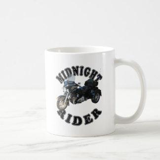 Midnight Rider Classic White Coffee Mug