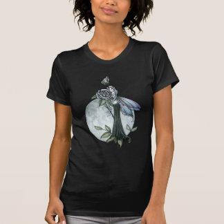 Midnight Rose Gothic Fairy Moon Shirts