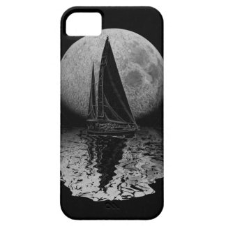 Midnight Sailing iPhone 5 Covers