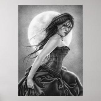 Midnight Serenade Poster