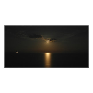 Midnight Sky Photo Card