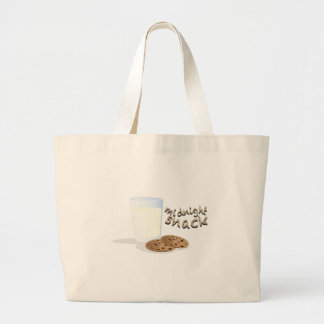 Midnight Snack Large Tote Bag