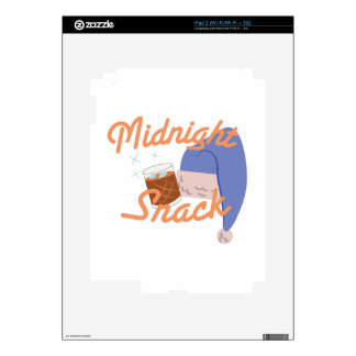 Midnight Snack Skins For iPad 2