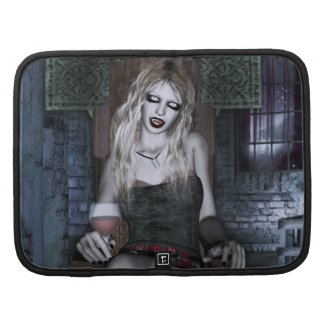 Midnight Snack Vampire Gothic Girl rickshawfolio