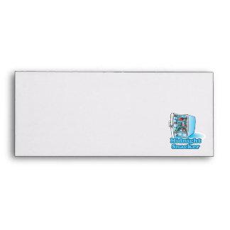 midnight snacker open fridge envelopes