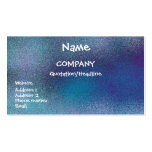 Midnight Sparkle - business card template